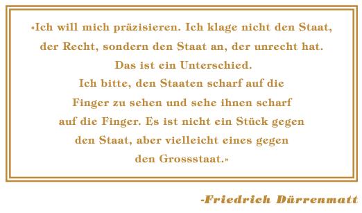 Autor: Friedrich Dürrenmatt